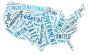 US Map Wordle