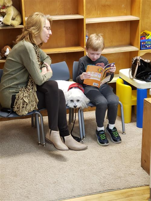 Paws To Read 1
