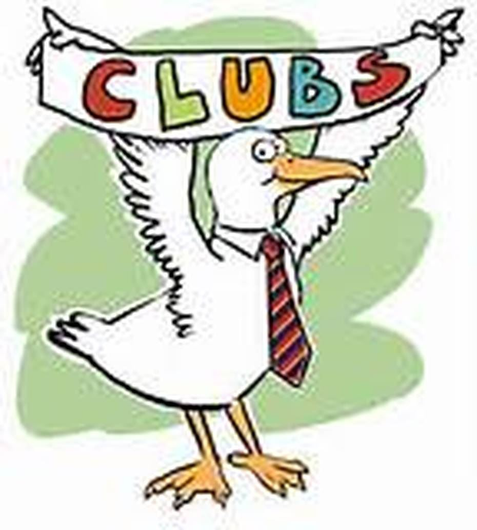 CLICK HERE FOR CLUBS