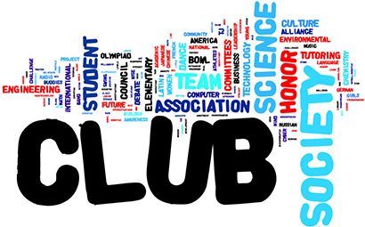 MIDDLE SCHOOL CLUBS - please click here for the MS CLUBS link